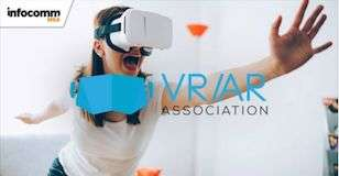 InfoComm VR-AR Dubai Pavilion