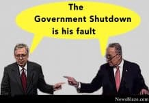 government shutdown.