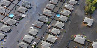 Heavy rains triggered mudslides in California.