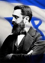 Theodore Herzl, father of modern Zionism