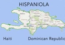 hispaniola island.