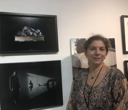 Szabo, photo credit, Moira Cue, 2018, LA Art Show 2018
