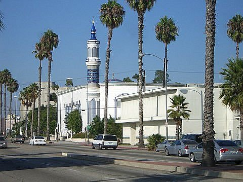 King Fahd Mosque in Culver City
