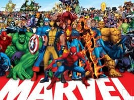 Marvel Comics.