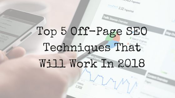 top 5 off page seo techniques.