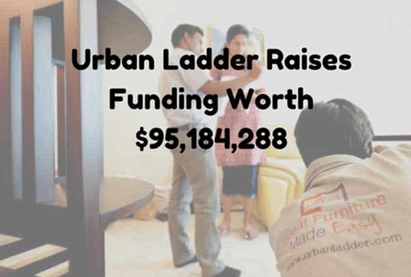 urban ladder home decor raises funding worth 95 million.
