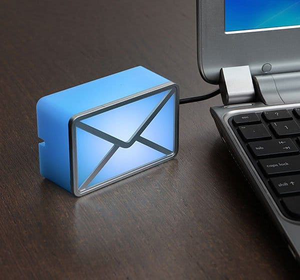 USB Email Notifier