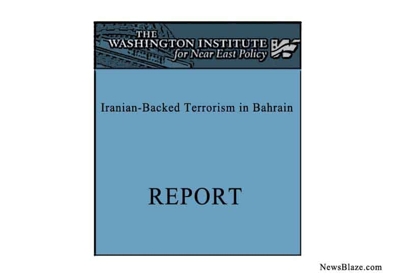 Iran-Backed Militants in Bahrain - report.