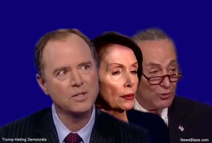 trump hating democrats.
