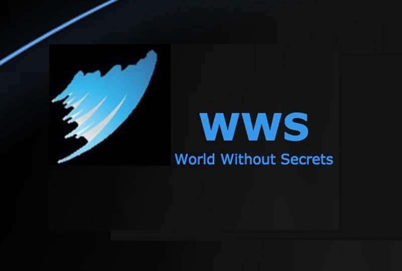 world without secrets.
