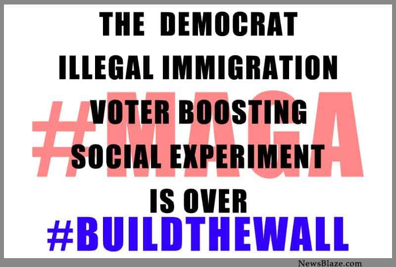 illegal aliens - illegal immigration.
