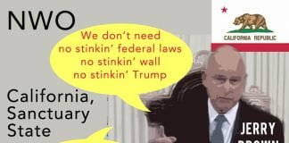 jerry brown sanctuary state.