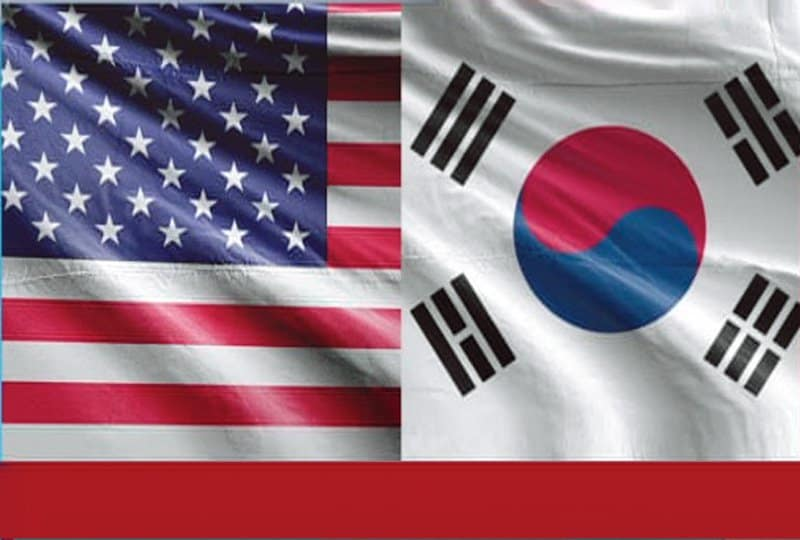 Renegotiation of the US-South Korea Trade Agreement.