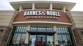 barnes and noble store, gay lit?