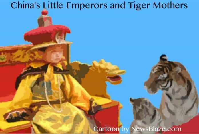 china little emperor tiger mother.