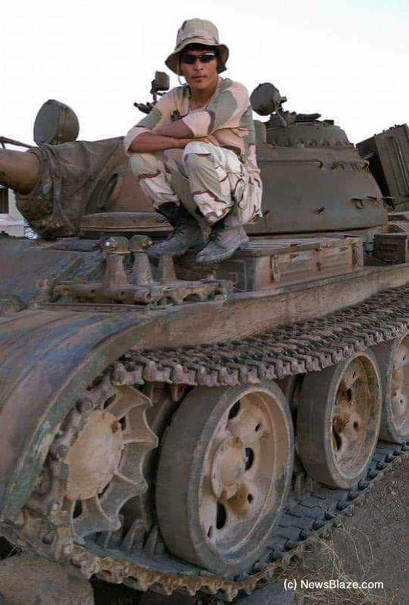 sarvar and tank