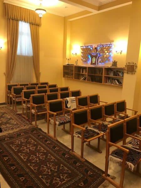 Jewish Life in a Muslim Country, Azerbaijan 1
