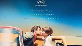 71st Cannes Film Festival official poster