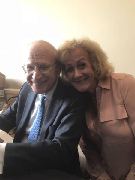 Stuart -Stu- E. Eizenstat with the writer