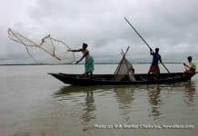teesta river fishermen jalpaiguri.