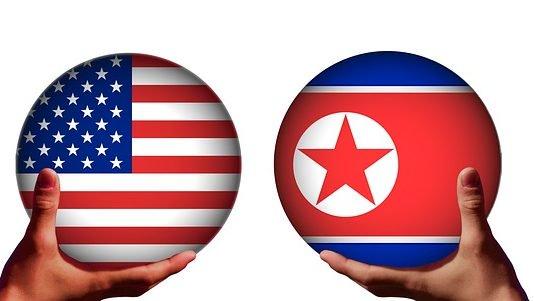 usa and korea