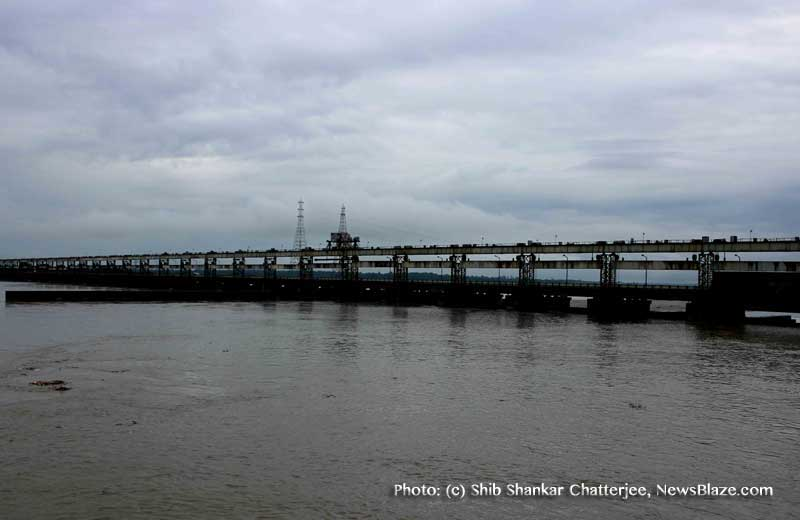 teesta river barrage gajoldoba jalpaiguri district