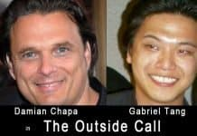 the outside call.