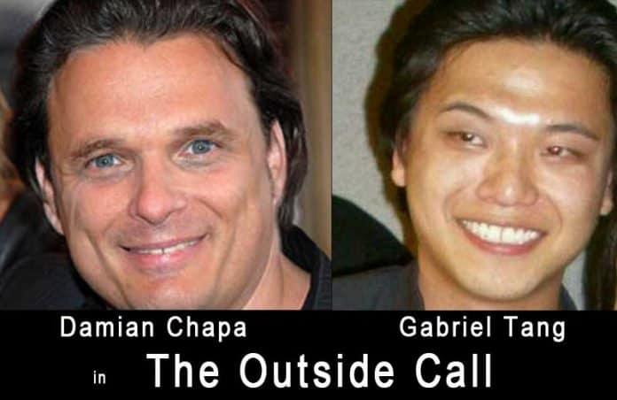 the outside call.