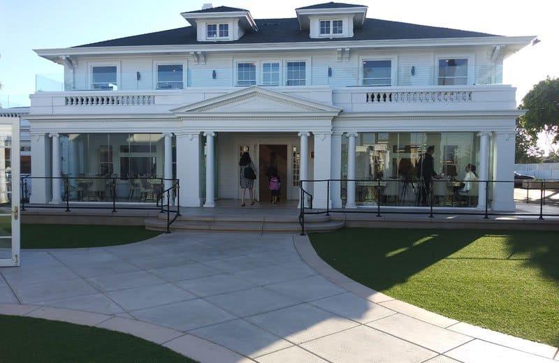 Anaheim White House.