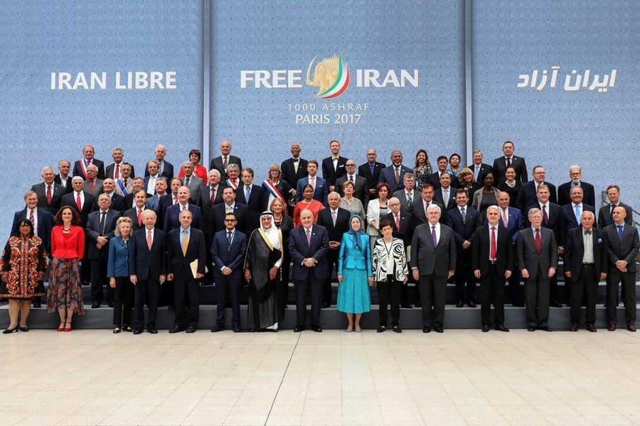 free iran gathering.