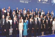 free iran paris 2018.