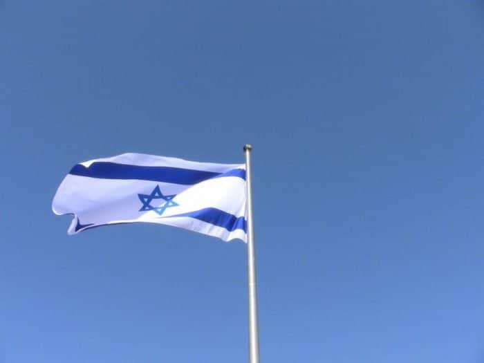 Israel's national flag