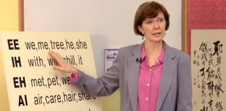 Judy Young, Dialect Reduction and Speech Expert; Photo Credit: