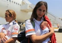 Israel, MDA Humanitarians-Photo credit Tal Rabin