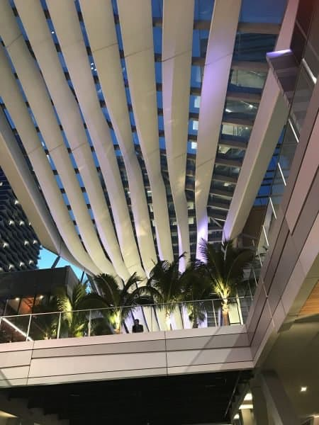 Brickell City Center roof - Photo credit Nurit Greenger