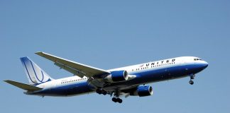 United Airlines, Inc., commonly referred to as United, is a major United States airline headquartered in Chicago, Illinois. Wikimedia Commons