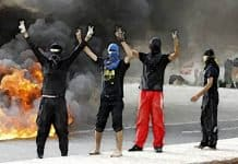 bahraini terrorists