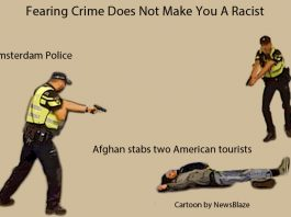 fearing crime does not make you a racist