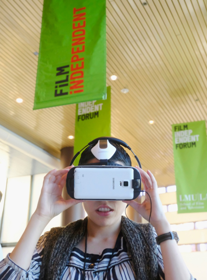 VR-AR at LA Film Fest