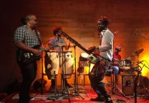 Boubacar Kafando and his Zaama-Nooma band