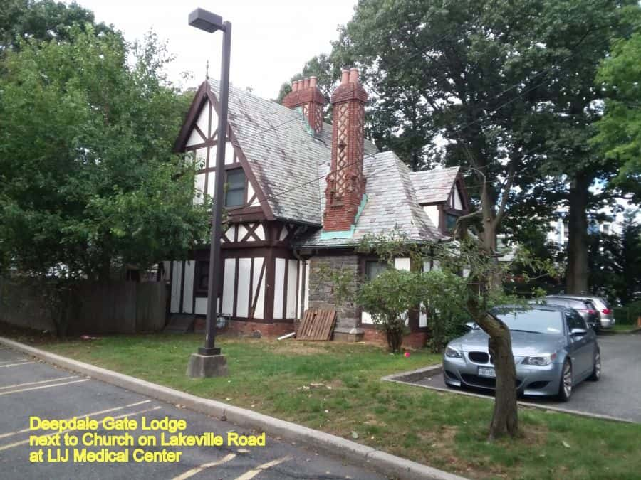 Deepdale Gate Lodge