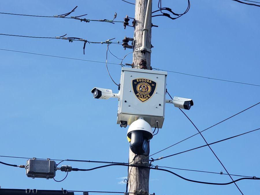 eudora police cameras under fire