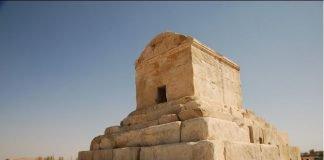 king cyrus tomb