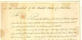 president letter