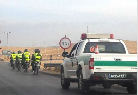 security forces going to deploy in pasargad.