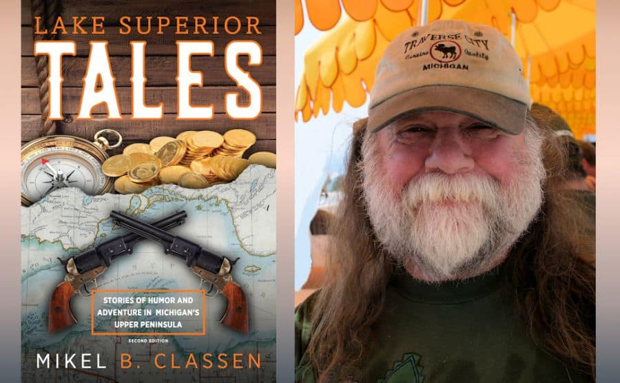 Upper Peninsula of MI Adventure Continues in Second Edition of 'Lake Superior Tales' 1