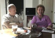 Sarita & Jose Spiwak