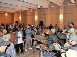 Open Stage Night for young Saudi musicians