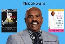 steve harvey #bookwars