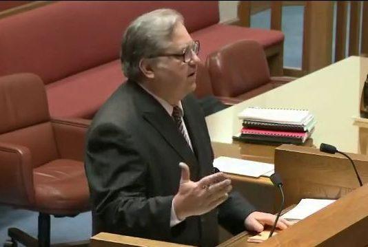 The Gun-Control Paradox - Charles Nichols in court.